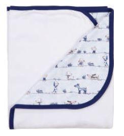 Cobertor Soft 94 x 77 cm - Patrulha Canina - Anjos Baby