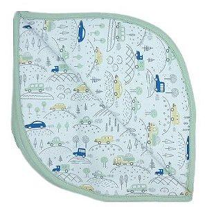 Cobertor Soft 94 x 77 cm - Carros - Anjos Baby
