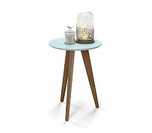 Mesa Lateral Liv Eco Wood - Menta - Matic