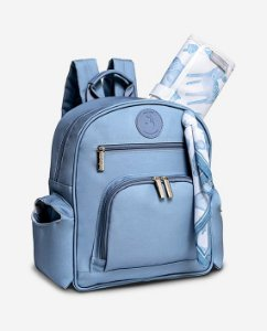 Mochila Noah Fauna - Azul - Masterbag
