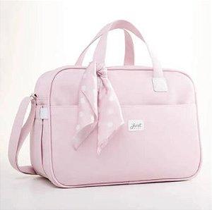 Bolsa Maternidade Candy - Rosa - Just Baby