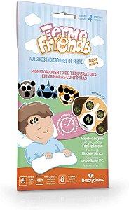 Termo Friends - Adesivo Indicador de Febre - Babydeas