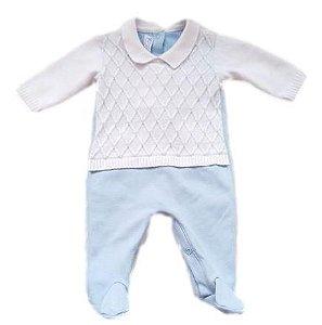 Macacão Infantil - Azul - Verive