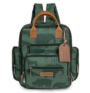 Mochila Urban Safari - Verde - Masterbag