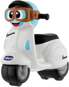 Mini Vespa Primavera - Branco - Chicco