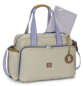 Bolsa Passeio Classic - Marfim - MB Baby