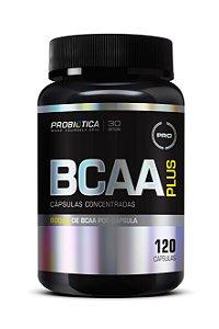 BCAA Plus 120 cápsulas Probiotica