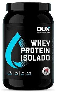 Whey Protein Isolado 900g Dux