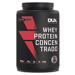 Whey Protein Concentrado 900g Dux Sabores