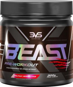 Beast Pré-Workout 300g 3VS