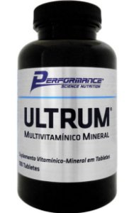 Ultrum Performance Nutrition 100 tabletes