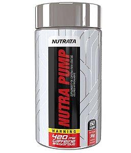 Nutra Pump 420mg 60 caps Nutrata