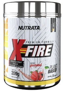 X Fire 200g sabor guaraná Nutrata