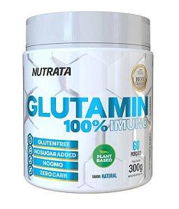 Glutamin 100% Imuno 300g Nutrata