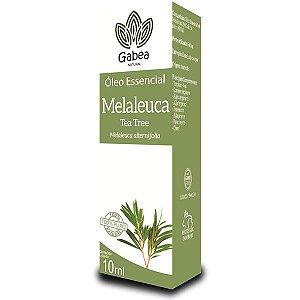Óleo Essencial de Melaleuca 10ml Gabea
