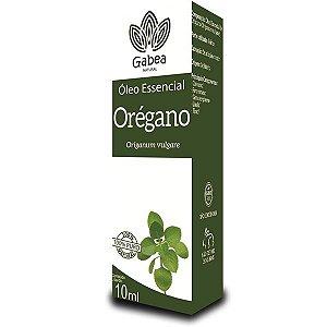 Óleo Essencial de Orégano 10ml Gabea