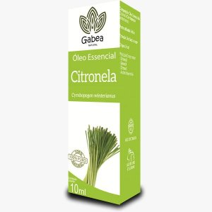 Óleo Essencial de Citronela 10ml Gabea