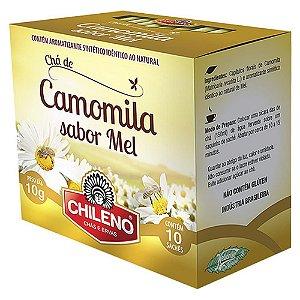 Chá de Camomila 10 sachês Chileno