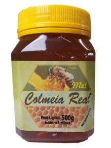 Mel silvestre 500g Colméia Real