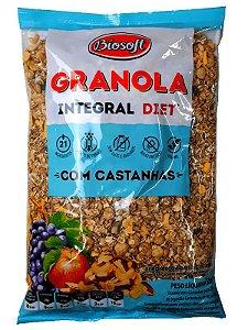 Granola Integral Diet 1Kg Biosoft