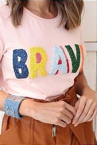 Tee Shirt Brave