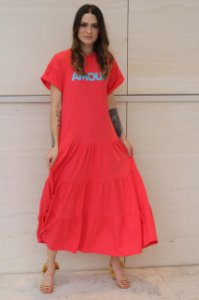 Vestido Amour Pitaya
