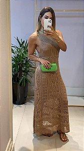 Vestido Longo Capuccino