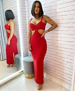 Vestido Noronha Vermelho