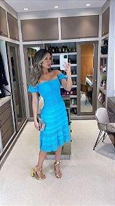 Vestido Midi Tiffany