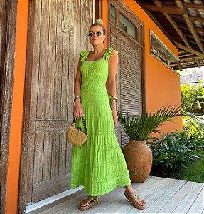Vestido Valentina Verde