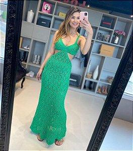 Vestido Trancoso Verde