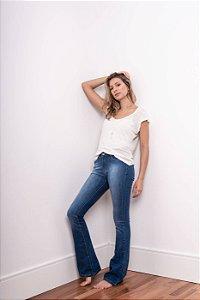 Calça Jeans Flare - 1º ciclo