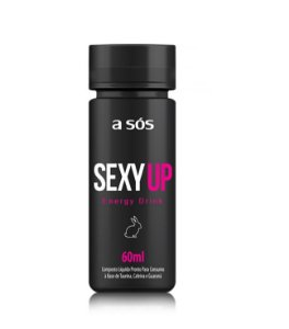 Energético Sexy Up Energy Drink - 60ml