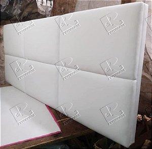 Cabeceira de placas 2 mts x 60 cm