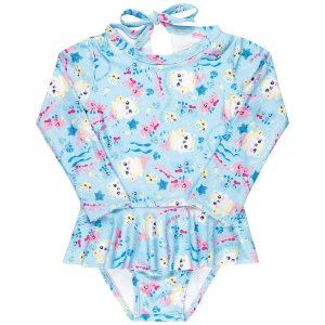 Maiô Bebê Kamylus Baby UV 50+