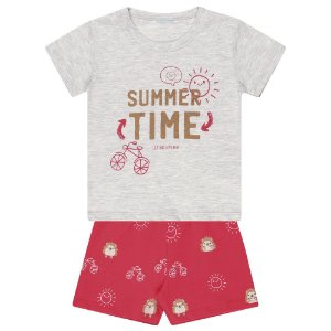 Conjunto Bebê Kamylus Baby Summer