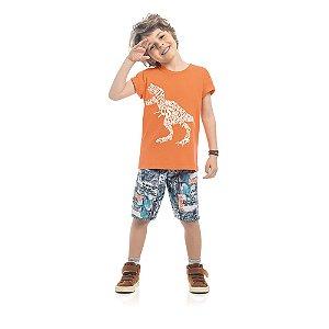 Conjunto Infantil Kamylus Dino