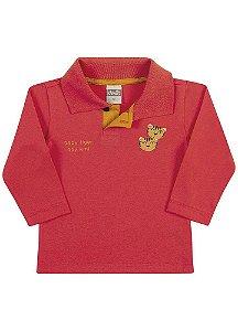 Camisa Polo Tigrinhos