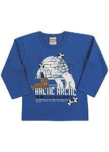 Camiseta Amigos do Ártico