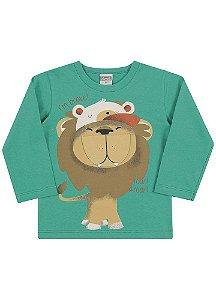 Camiseta Leãozinho Cool