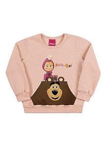 Blusão Masha e o Urso
