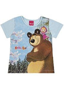 Blusa Masha e o Urso