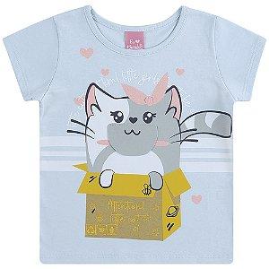 Blusa Caixa de Gatinha