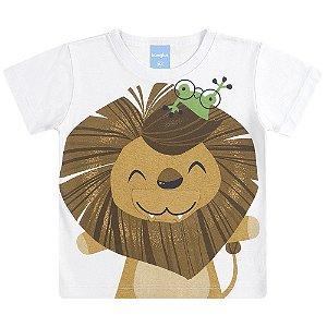 Camiseta Leo Lion