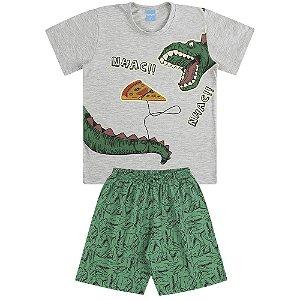 Pijama Papo de Dinossauro