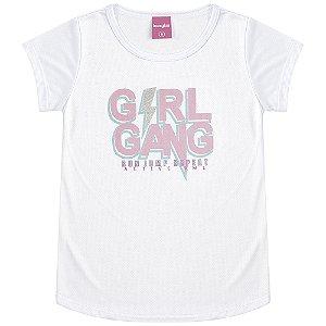 Blusa Girl Gang