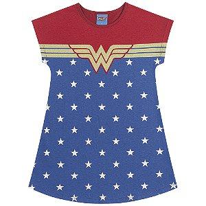 Vestido Mulher Maravilha - Liga da Justiça