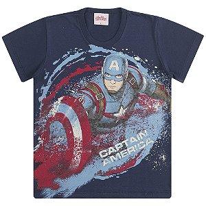 Camiseta Capitão América - Vingadores