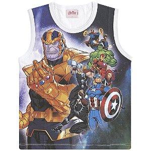 Regata Vingadores contra Thanos