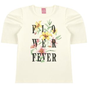 Blusa Flower Fever